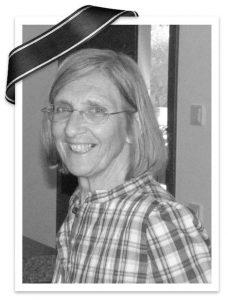 Wir trauern um Regina Franzke