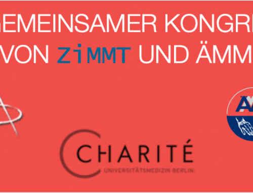 8. Gemeinsamer Kongress von ZiMMT und ÄMM, 25.10.-01.11.2020, DIGITAL